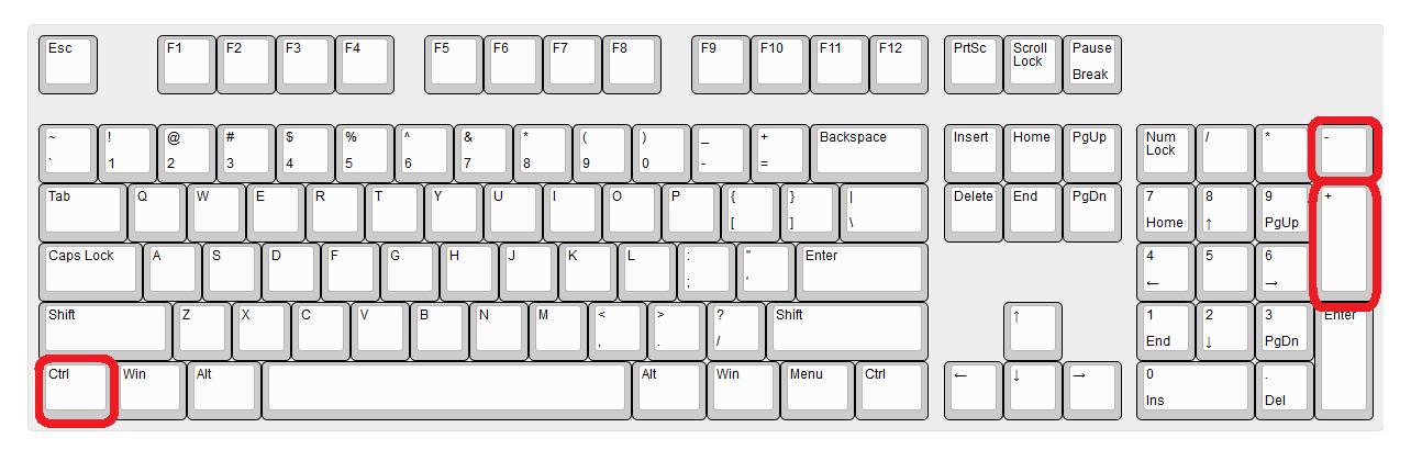 delphi-ide-zoom-keys-1